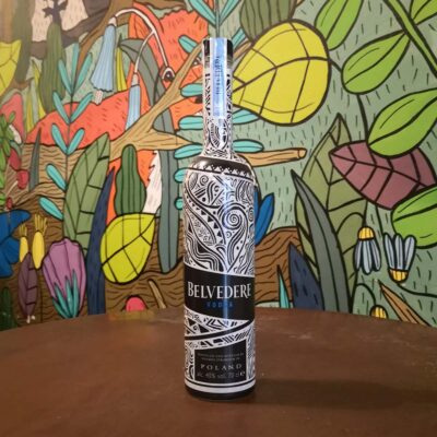 Belvedere special vodka radici pavia