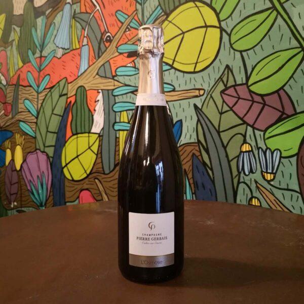 Radici Pavia champagne pierre gerbais