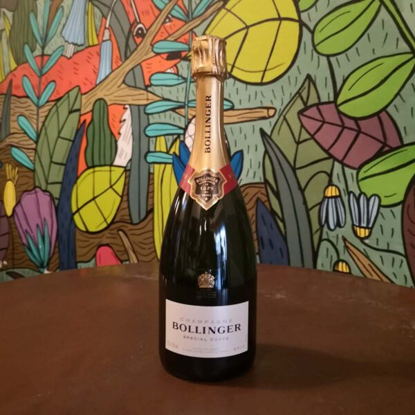 Radici Pavia champagne bollinger