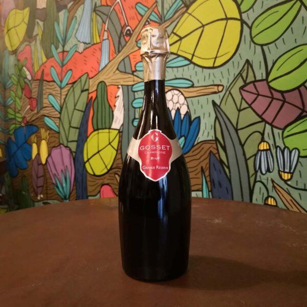 Radici Pavia Gosset champagne