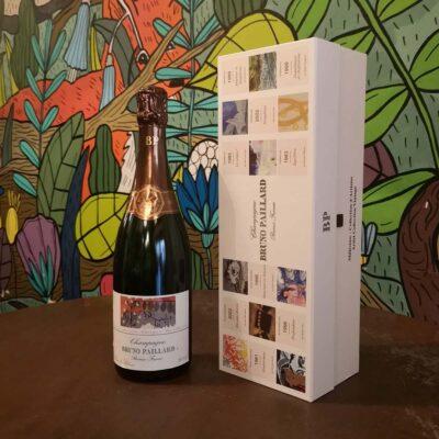 Radici Pavia champagne bruno paillard 2006