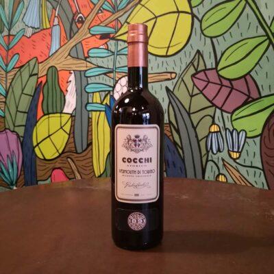 Cocchi vermouth radici pavia