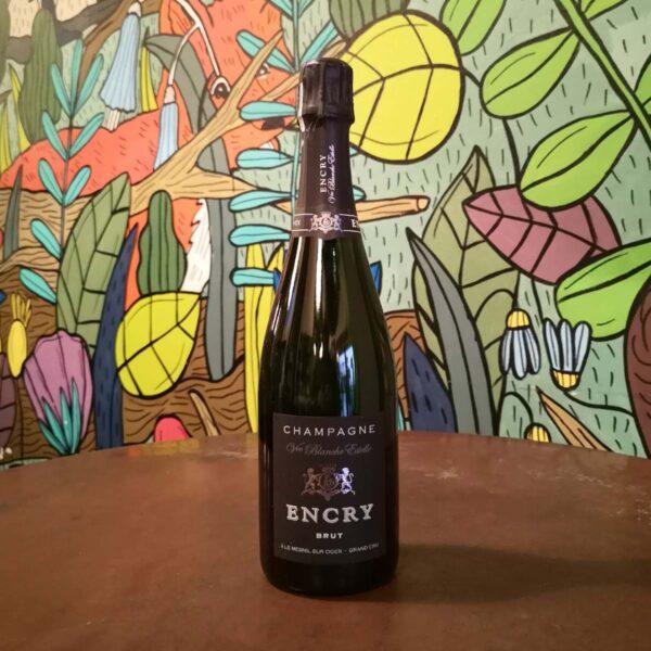Radici Pavia champagne encry