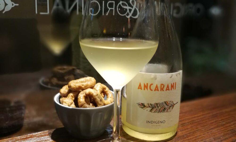 Radici Pavia aperitivo con vino bianco