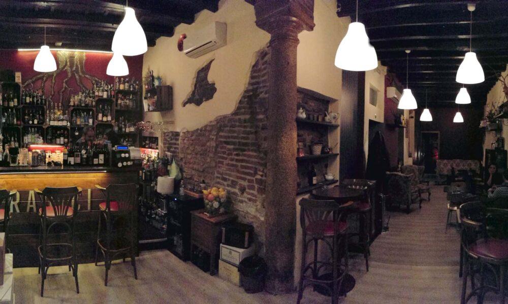 Radici Pavia interno